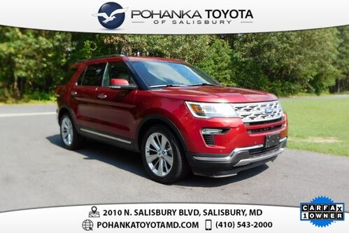 2019_Ford_Explorer_Limited_ Salisbury MD