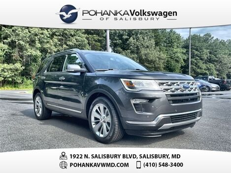 2019_Ford_Explorer_Limited_ Salisbury MD