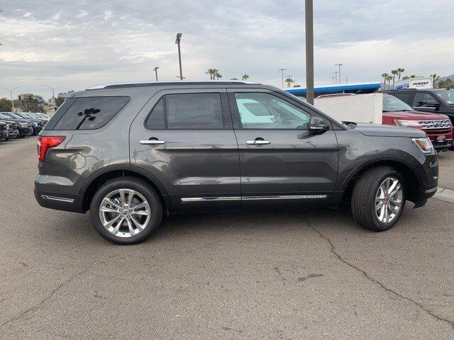2019 Ford Explorer Limited San Diego County CA