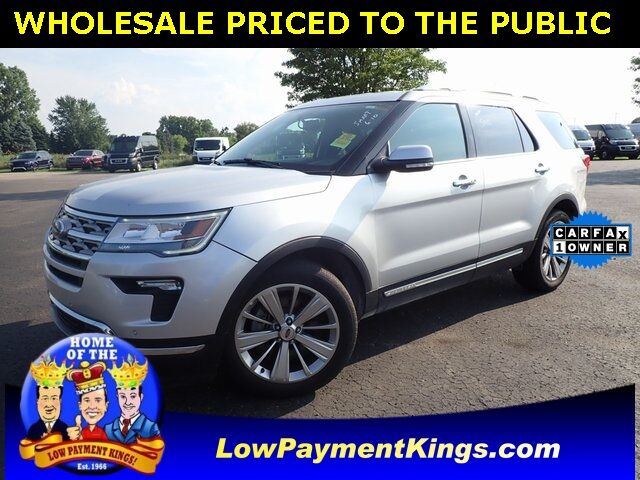 2019 Ford Explorer Limited Monroe MI