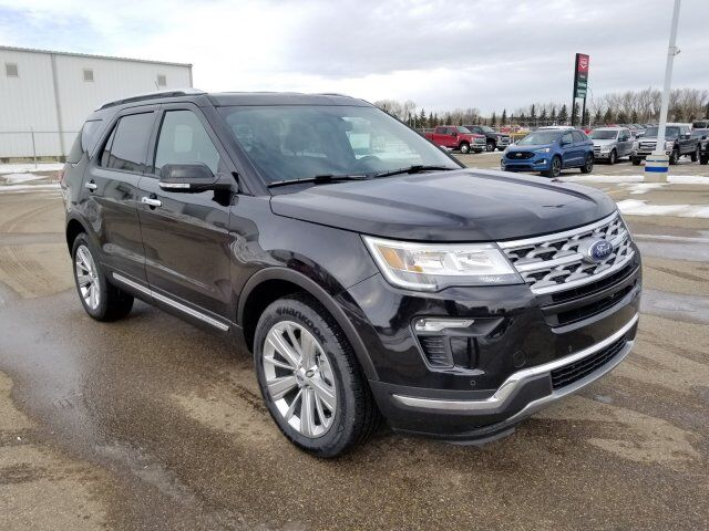 2019 Ford Explorer Limited Swift Current SK