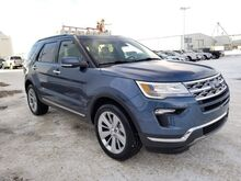 2019_Ford_Explorer_Limited_ Swift Current SK