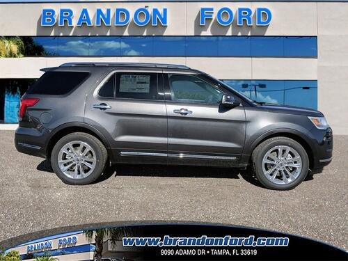 2019 Ford Explorer Limited Tampa FL