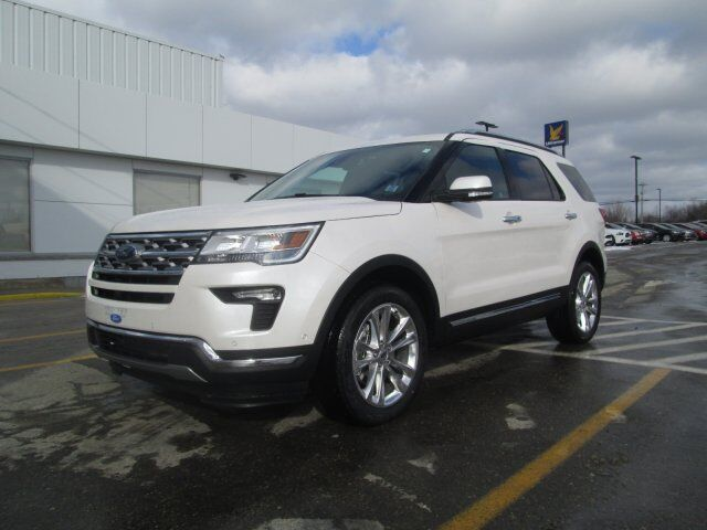 2019 Ford Explorer Limited Tusket NS