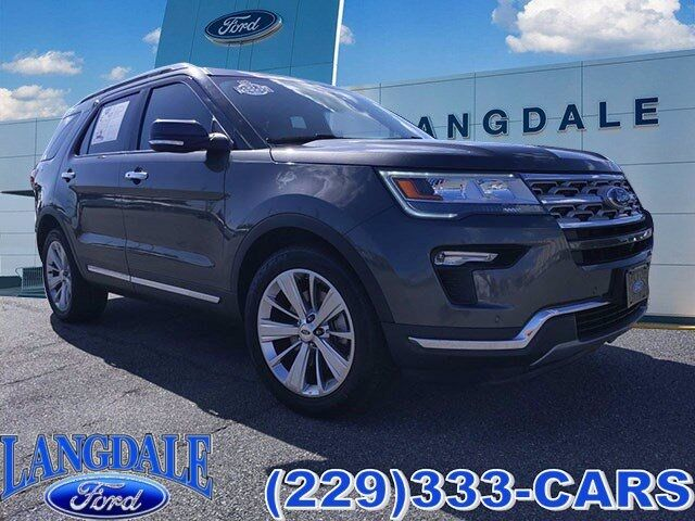 2019 Ford Explorer Limited Valdosta GA