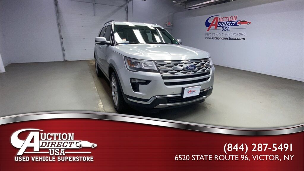 2019 Ford Explorer Limited Victor NY