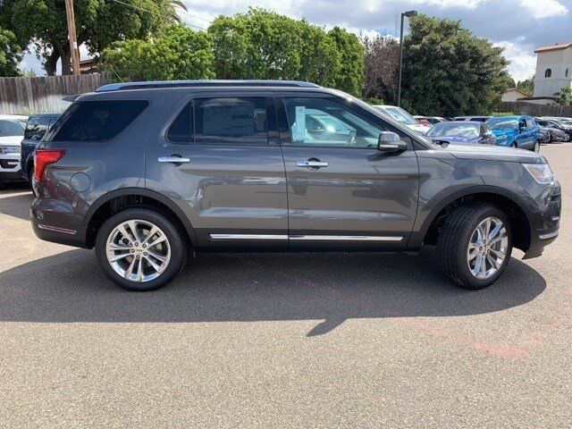 2019_Ford_Explorer_Limited_ Vista CA