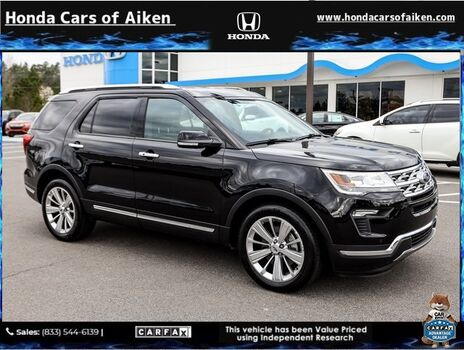 2019_Ford_Explorer_Limited_ Aiken SC
