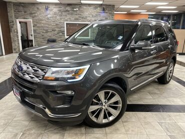 2019_Ford_Explorer_Limited_ Worcester MA