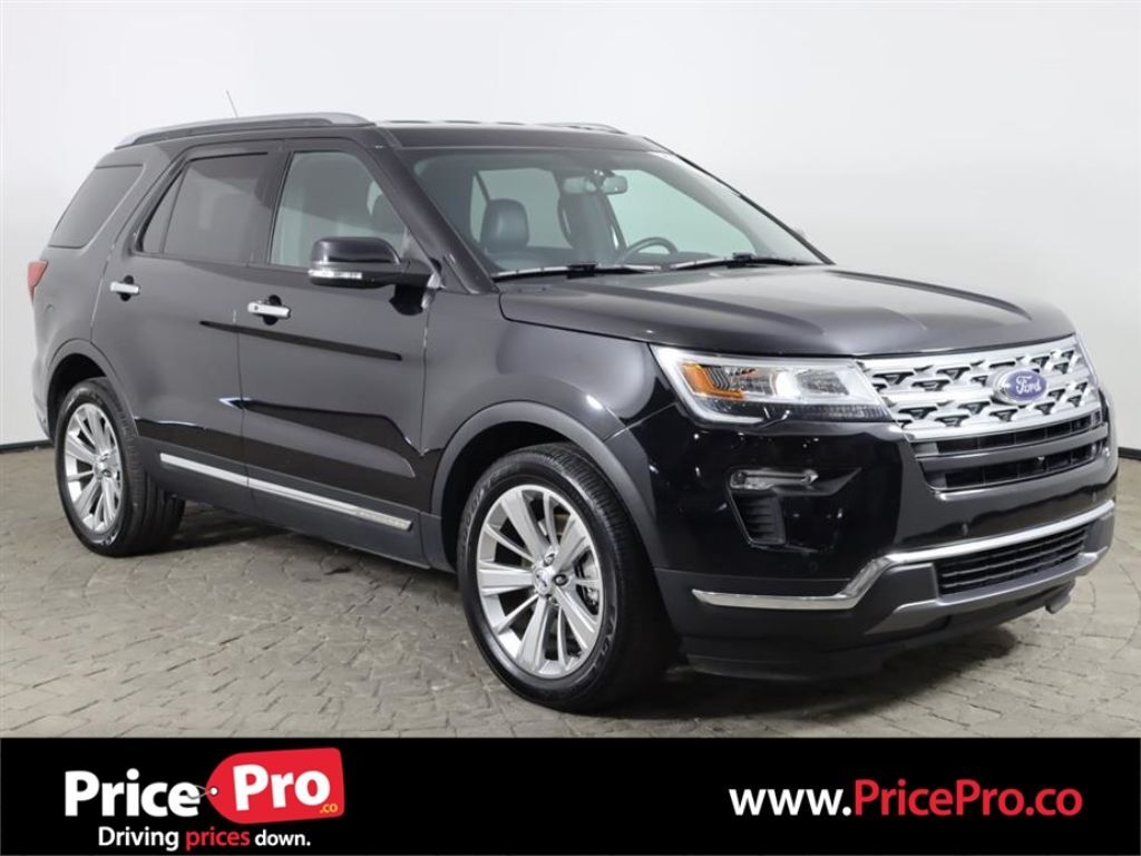 2019 Ford Explorer Limited w/Navigation Maumee OH