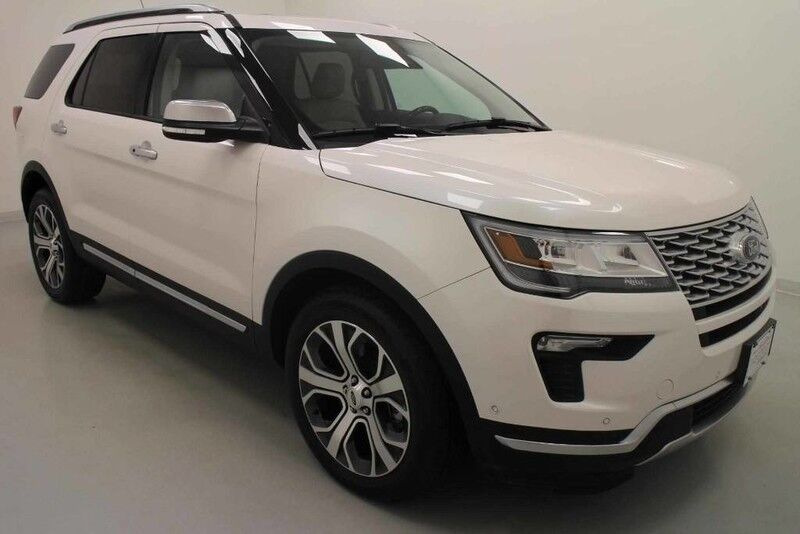 2019 Ford Explorer Platinum 4X4 Bonner Springs KS