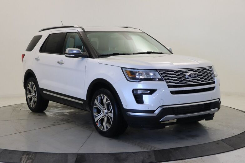 2019 Ford Explorer Platinum Sherwood Park AB
