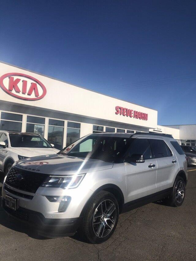 2019 Ford Explorer SPORT 4WD Yakima WA