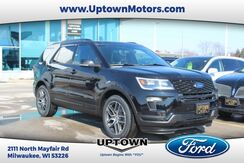 2019_Ford_Explorer_Sport 4WD_ Milwaukee and Slinger WI