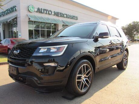 2019 Ford Explorer Sport 4WD Plano TX