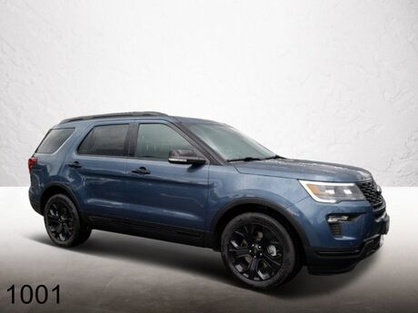2019 Ford Explorer Sport Belleview FL