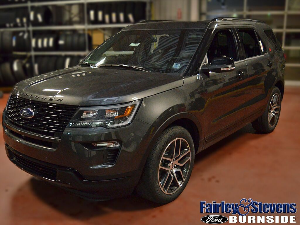 2019 Ford Explorer Sport Dartmouth NS