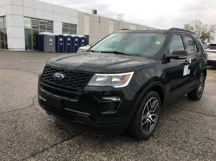 2019 Ford Explorer Sport Essex ON