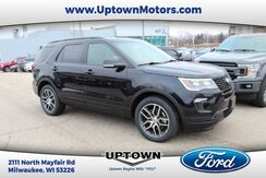 2019_Ford_Explorer_Sport_ Milwaukee and Slinger WI