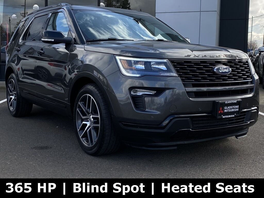 2019 Ford Explorer Sport Milwaukie OR