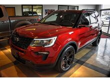 2019_Ford_Explorer_Sport_ Pampa TX