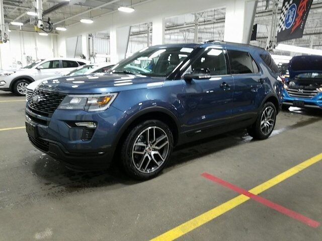 2019 Ford Explorer Sport Plymouth WI