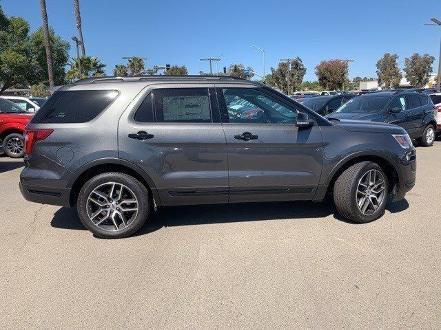 2019 Ford Explorer Sport San Diego County CA