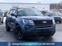 2019 Ford Explorer Sport South Burlington VT