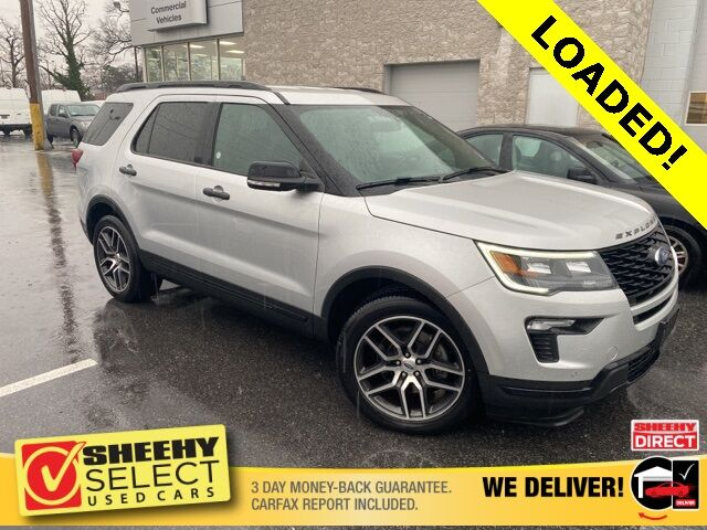 2019 Ford Explorer Sport Glen Burnie MD