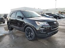 2019_Ford_Explorer_Sport_ Swift Current SK