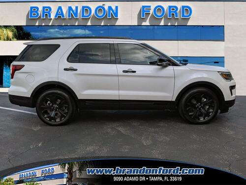 2019 Ford Explorer Sport Tampa FL