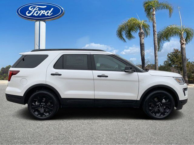 2019_Ford_Explorer_Sport_ Vista CA