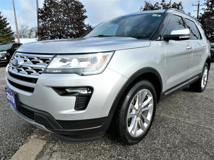 2019 Ford Explorer XLT | Blind Spot Detection | Heated Seats | Navigation Essex ON