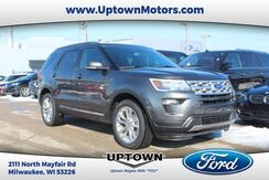 2019_Ford_Explorer_XLT 4WD_ Milwaukee and Slinger WI