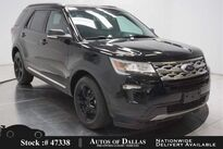 Ford Explorer XLT CAM,PARK ASST,18IN WHLS,3RD ROW 2019