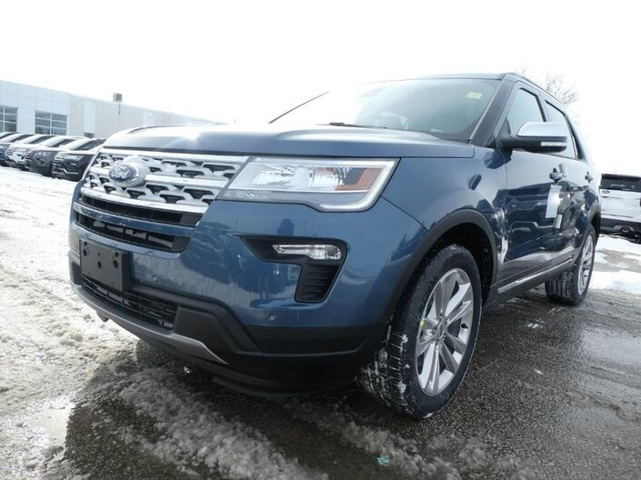 2019 Ford Explorer XLT Essex ON