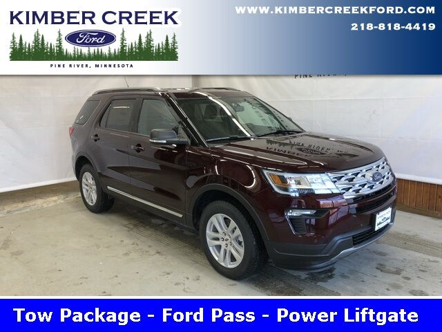 2019 Ford Explorer XLT Pine River MN