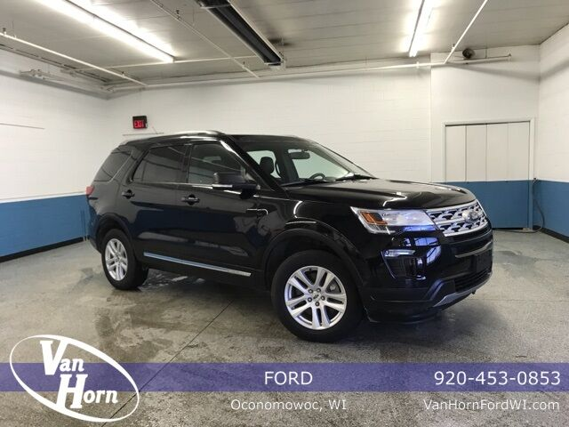 2019 Ford Explorer XLT Plymouth WI
