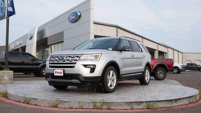 2019 Ford Explorer XLT Rio Grande City TX