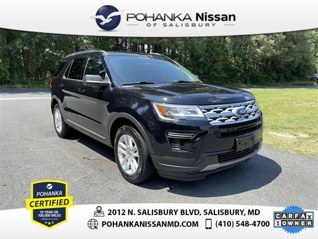2019 Ford Explorer XLT Salisbury MD