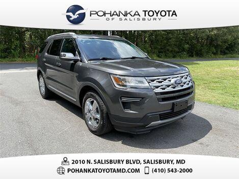2019_Ford_Explorer_XLT_ Salisbury MD