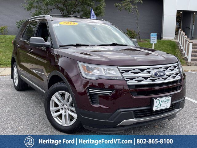 2019 Ford Explorer XLT South Burlington VT