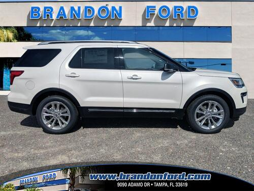 2019 Ford Explorer XLT Tampa FL