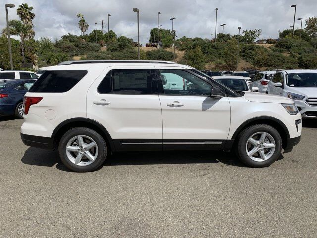 2019_Ford_Explorer_XLT_ Vista CA