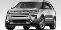 Ford Explorer XLT, XLT Appearance Pkg., Safe & Smart Pkg., 2019
