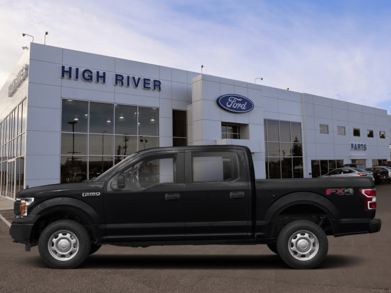 2019_Ford_F-150__ High River AB