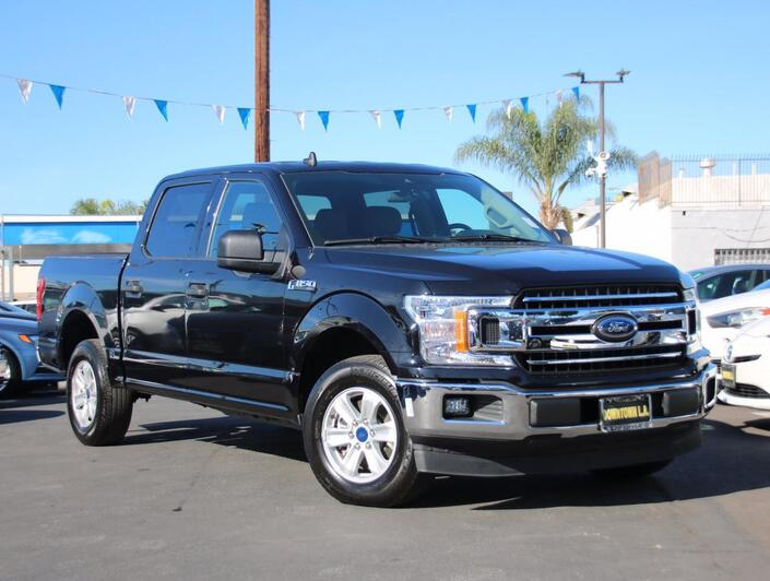 2019 Ford F-150  Los Angeles CA