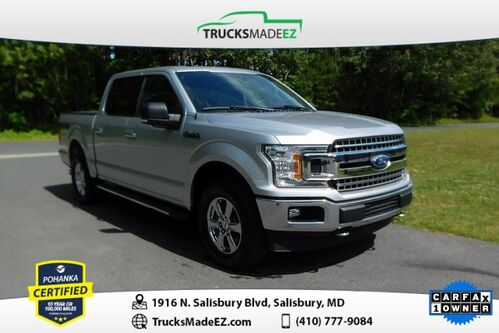 2019_Ford_F-150__ Salisbury MD