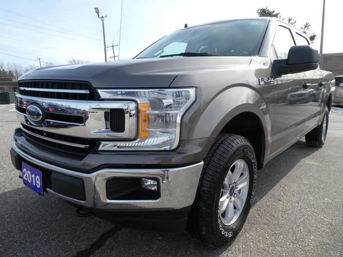 2019 Ford F-150 2.7L XLT | Big Screen | Back Up Cam | 4X4 Essex ON