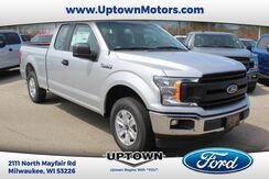 2019_Ford_F-150_2WD XL SuperCab_ Milwaukee and Slinger WI